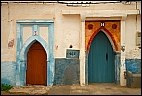 Doors in Sidi Ifni