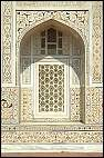 Window of Itimat-ud-Daula