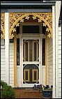 Ornamented Door