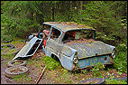 Wreck of a Car