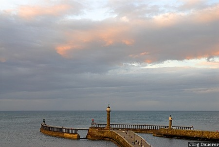United Kingdom, Whitby, Yorkshire, cloudy, coast, colorful clouds, column, Großbritannien, Vereinigtes Königreich, Grossbritannien, Vereinigtes Koenigreich