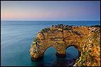 arches, Atlantic Ocean, beach, Benagil, Faro, landscape, morning light, natural arch, sea arch, arch