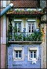 Windows of Alfama