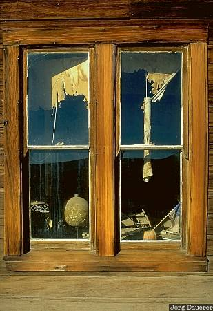 bodie, ghost-town, gold, ruin, window, California, United States